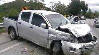 泰国 。车祸。女孩。