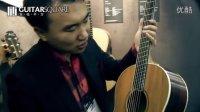 吉他平方2013 NAMM美国乐展Lowden原声吉他深度报道