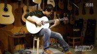 沁音原声吉他新店开业聚会视频6,琴友胡萝卜翻弹两首岸部作品