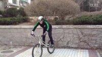 攀爬自行车 张京坤2013年训练