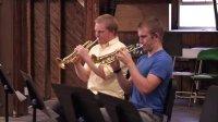 Tanglewood Music Center Trumpet Master Class - Part 1