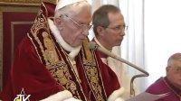 教宗本笃十六世宣布逊位 2013-2-11