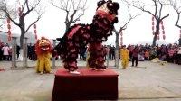2013年春节济南大明湖庙会舞狮表演