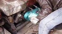 单缸柴油机启动器