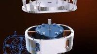 34中国人设计的发动机-尚世群 潜式·伸缩滑片式转子发动机