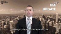 IPA Update(IPA AU更新)2012年12月