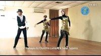排舞   Bahagia  (快乐  演示与分解)