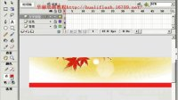 FLASH动画教程106 flash搜索框2