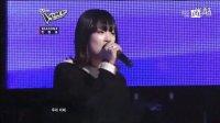 韩国好声音2 第1期 选手李在元-虽然你说的容易(安七炫队)
