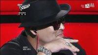 韩国好声音2 第1期 选手尹成浩-黎明的路(吉成俊队)
