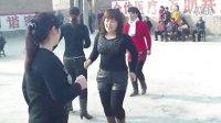 伯社村广场舞《伤不起》2013