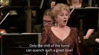 年近七旬的格魯貝洛娃 Gruberova演唱Bellini La Straniera