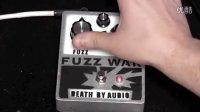 Death by Audio Fuzz War Demo