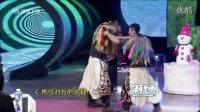 哈萨尔搏克手参加深圳卫视年代秀节目