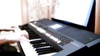 YAMAHA-PSRS650电子琴弹奏的《掌声响起》