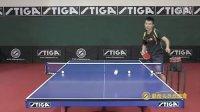 斯帝卡乒乓课堂第一期 吴家骥直拍正手发下旋球