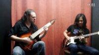 Alex Hutchings and Jack Thammarat 8 String Full length Jam