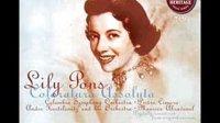 A Special Presentation Lily Pons Song Recital
