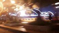 2013年俺去广州-珠江开车夜游-费电哪- 1月20美国总统就职天