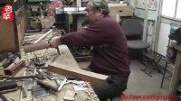 辛全生传统木工工具制作视频 第三集平刨制作(上集)