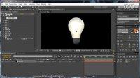 Element 3D综合使用中文教程 - 0202 灯泡的开启