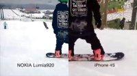 Skiing record2013.3.20