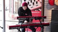 Nord Stage 2 and the Nord Electro 4D Demo