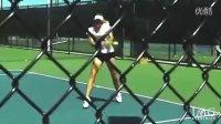 莎拉波娃,扬科维奇, 锦织圭美网比赛前回尼克网校加强训练