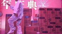深圳市太极宗师在沙井电子城十周年庆典表演