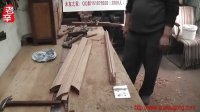 辛全生传统木工画框制作视频 (下)