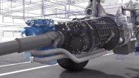 福伊特液力缓速器 VR115CN (工作原理动画)