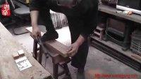 辛全生传统木工画框制作视频 (中)