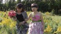儿童歌曲 MTV 采一束鲜花