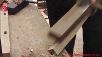 辛全生传统木工方凳子制作视频(第三集)