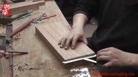 辛全生传统木工方凳子制作视频(第一集)