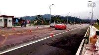 东风雪铁龙C4L百米加速挑战赛柳州赛区部分视频