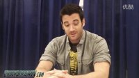 Colin Donnell of The CW's ARROW Interview - WonderCon 2013