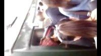 7215次列车赣州火车站列车员狂虐旅客