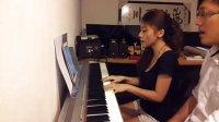 [钢琴弹唱] 珊瑚海 - 合唱