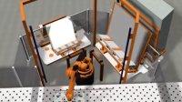 机器人搬运玻璃应用视频