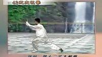 42式陈思坦太极拳竞赛套路(正反)演示