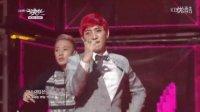 Girls day素珍&Electroboyz--Ma Boy3 130412 KBS音乐银行