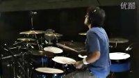 架子鼓版  Ke$ha - Tik Tok  非常帶勁的鼓手!! 非常帶勁!