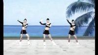 疯狂腰部减肥健美操视频教程 瘦身健美体操