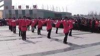 榆垡广场舞大赛(2013.4.20)