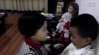 史上最爆笑小朋友拥抱接吻视频周金炎拍摄