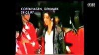 【崇敬的顺】迈克尔杰克逊演唱会歌迷庆祝生日珍贵画面