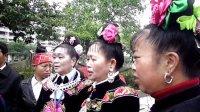 2013年贵州台江苗族姊妹节苗族情歌对唱