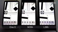 【科技美学原创】Xperia SP M35h深度测评④屏幕 对比L36h和OneX