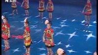 幼儿园舞蹈《红苗伞》开远市红舞鞋艺术培训第八届魅力校园
